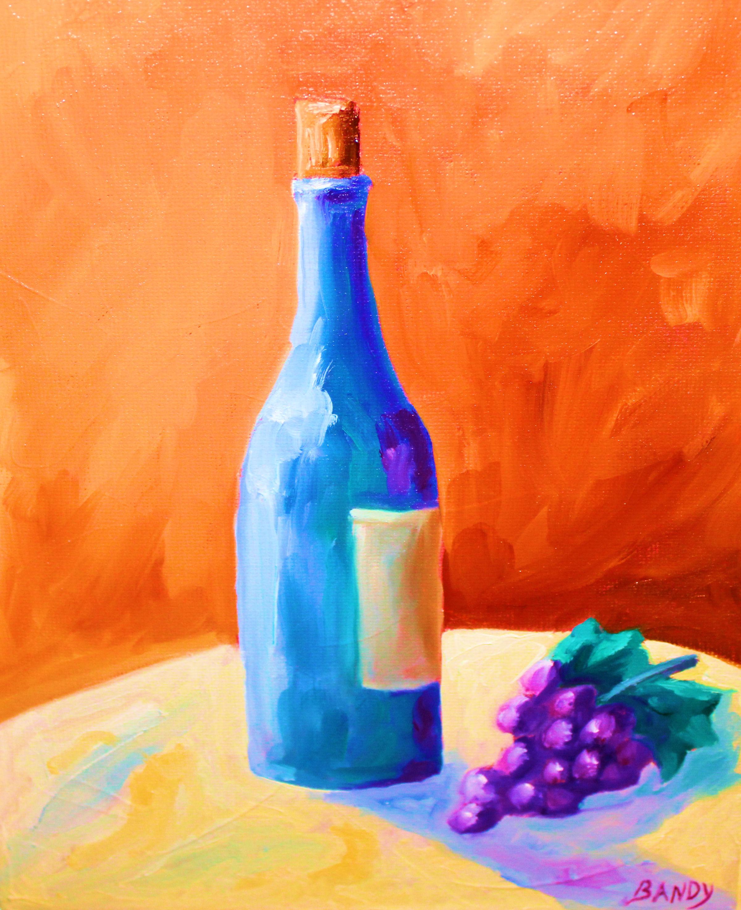 Wine glass painting memes
